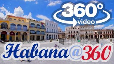 La Habana Cuba: visita virtual 360 grados