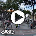 Habana Cuba: Paseo del Prado video 360 grados panorámicos
